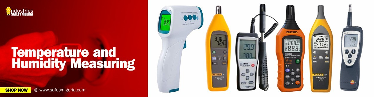 Temperature and Humidity Measuring