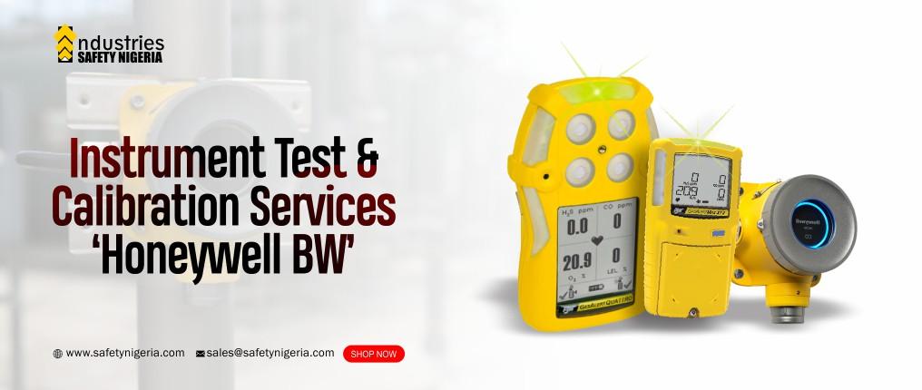 Honeywell Calibration Services company in nigeria