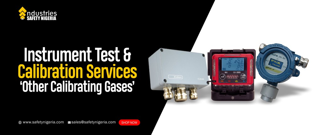 Other Gas Detector Calibration Services