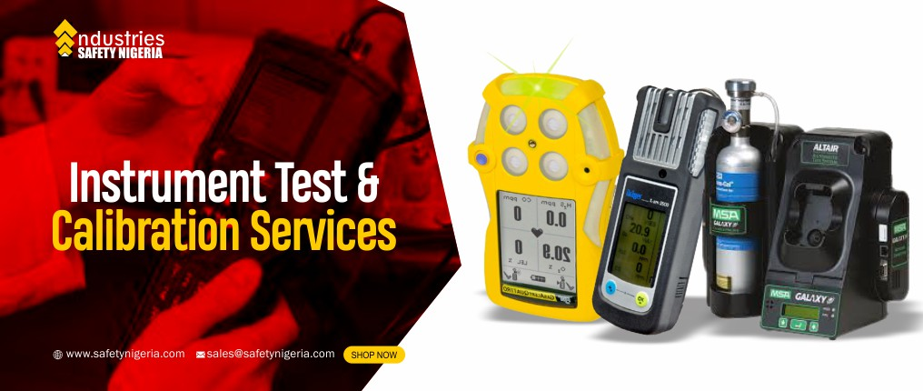 Industrial Instrument Test And Calibration Services Company