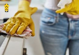 Importance of cleaning and disinfecting your safety equipment.