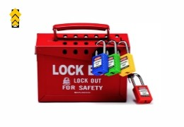 Best Lockout/Tagout Station For Work