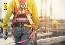 Use of Safety Harness